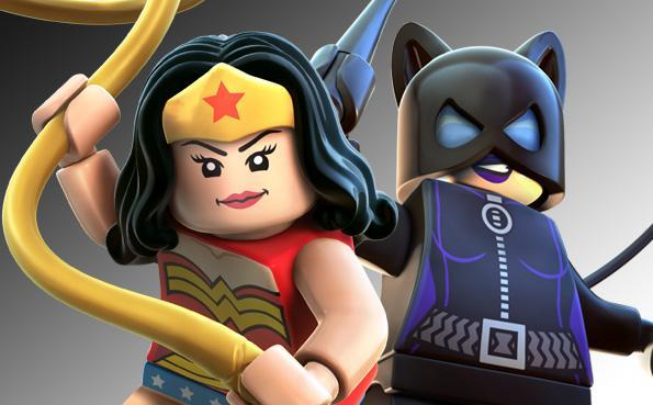 Catwoman y Wonder Woman en LEGO Batman 2 - HobbyConsolas ...