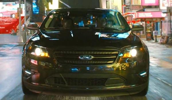 Ford Taurus SHO en Men in Black