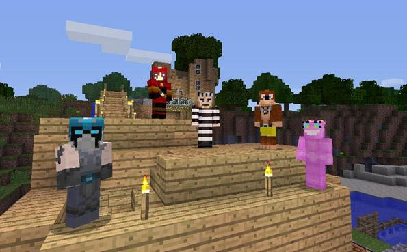 Dlc Gratis Para Minecraft Y Trials Evolution Hobbyconsolas Juegos