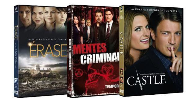 Érase una vez, Castle 4 y Mentes criminales 7, mañana en DVD ...