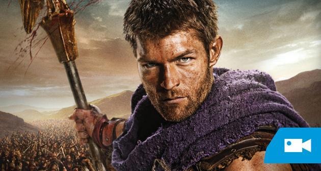 Tráiler de Spartacus: La guerra de los condenados - HobbyConsolas ...