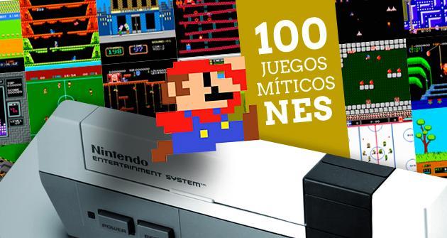 Los 100 Juegos Miticos De Nes Hobbyconsolas Juegos