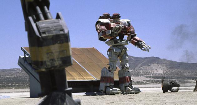 Eeuu Vs Japón La Batalla De Robots Gigantes En Coolpaintr