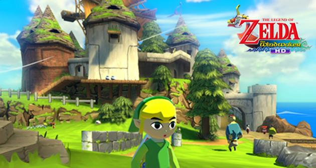 Analisis De The Legend Of Zelda The Wind Waker Hd Hobbyconsolas
