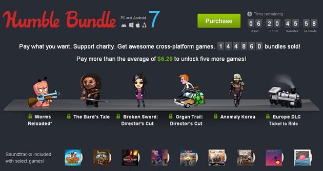 Más juegos para the Humble Bundle with Android 7 ...