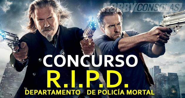 Concurso R.I.P.D. Departamento de Policía Mortal en DVD ... R.i.p.d. Dvd