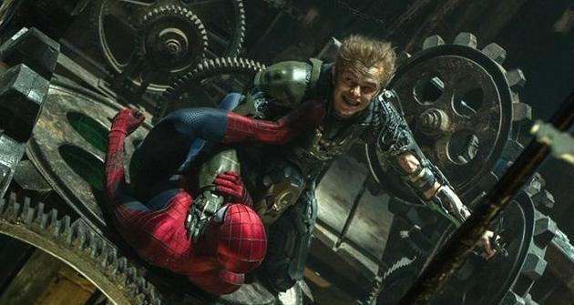 Así Es El Duende Verde De The Amazing Spider Man 2 Hobbyconsolas