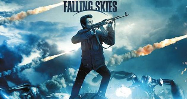 La 4ª temporada de Falling Skies llega a España este verano ...