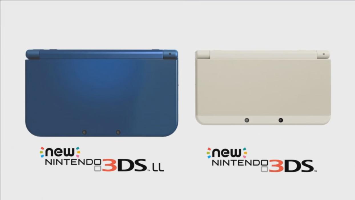 Nintendo Anuncia Un Rediseno Para 3ds Y 3ds Xl Hobbyconsolas Juegos