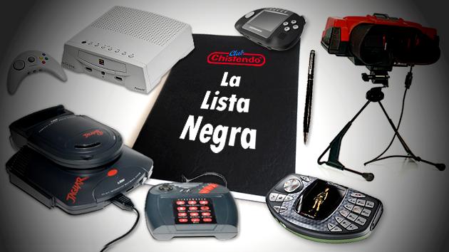 consolas de videojuegos lista