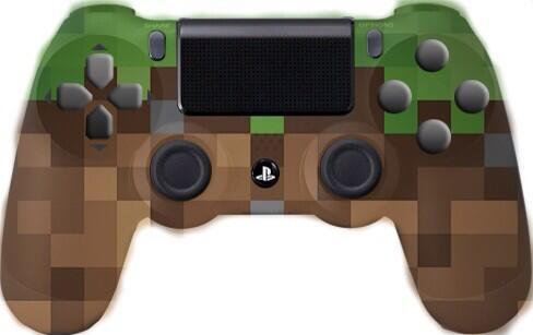 how to play minecraft ps4