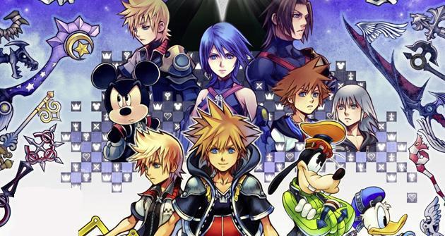 Analisis De Kingdom Hearts Hd 2 5 Remix Hobbyconsolas Juegos