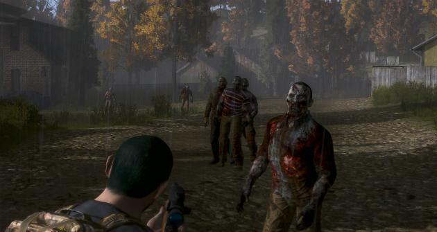 Nuevas Imagenes De H1z1 El Sandbox Con Zombies Para Ps4 Y Pc