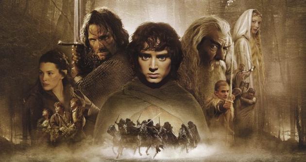 Resultado de imagen de el señor de los anillos trilogia
