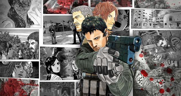Resultado de imagen para resident evil manga