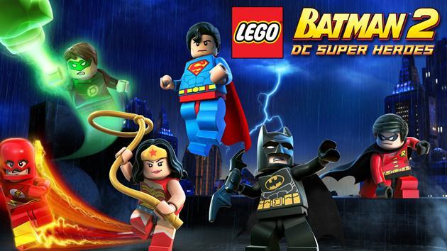 Guía y trucos de LEGO Batman 2 DC Super Heroes - Guías y ...