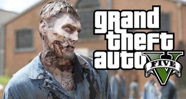 juegos de gta 5 zombies