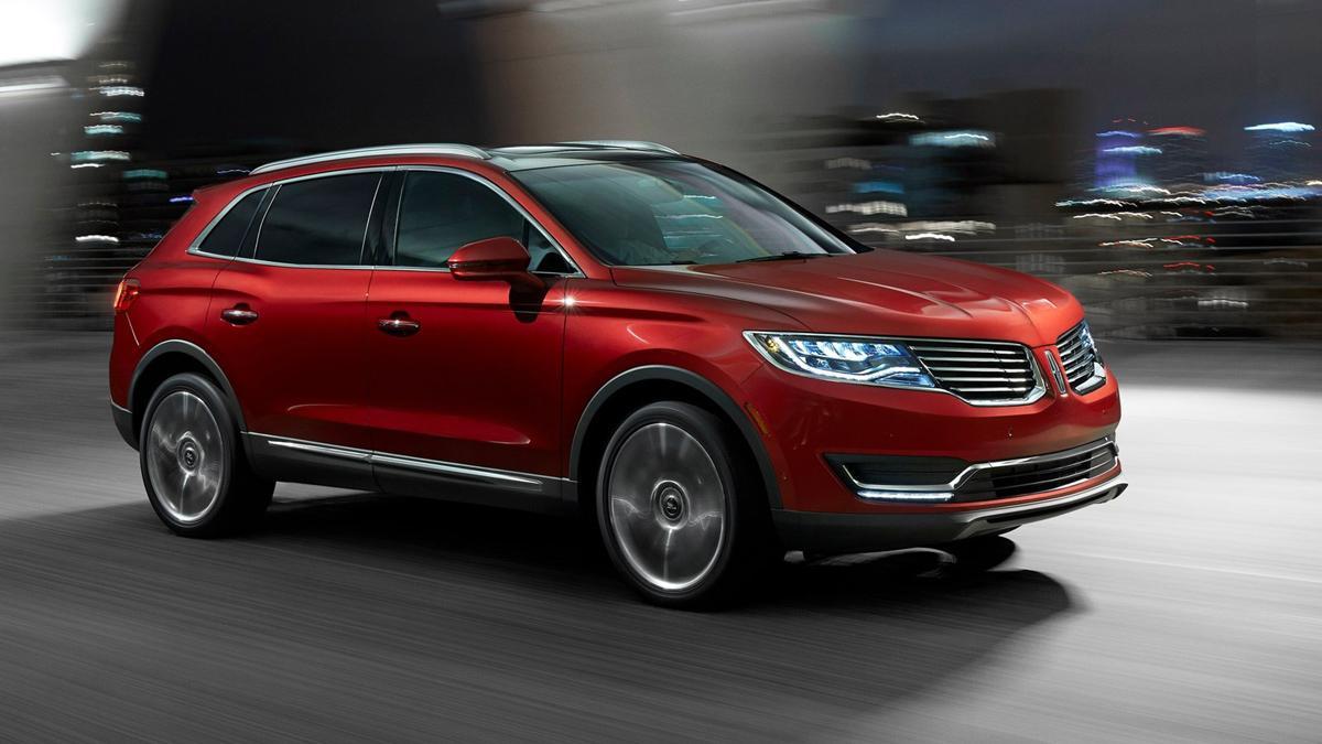 coches-traccion-delantera-mas-potentes-momento-Lincoln-mkx