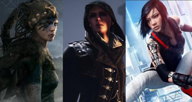 25 Mujeres Que Arrasaran En Los Videojuegos Hobbyconsolas Juegos