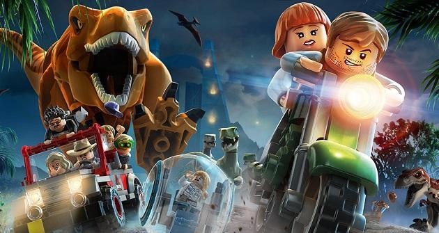 Ps4 Y Lego Jurassic World Son Los Mas Vendidos De Julio En Estados