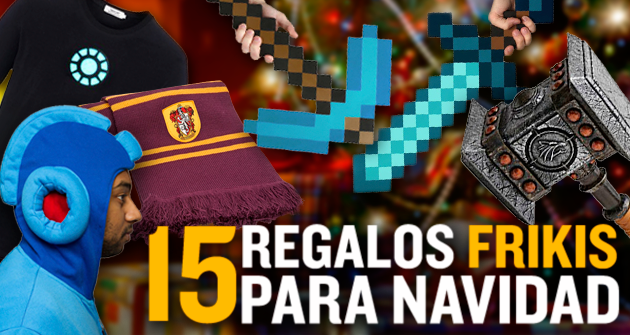 15 regalos de navidad muy frikis hobbyconsolas juegos - Regalos para navidad 2015 ...
