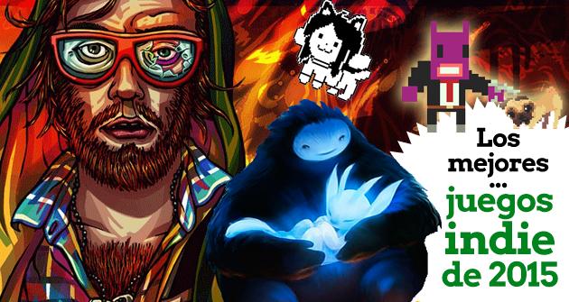 Los Mejores Juegos Indie De 2015 Hobbyconsolas Juegos