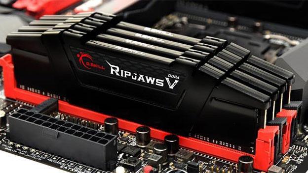 Memoria ram ddr4 a 3000 mhz de 128 gb de G.Skill
