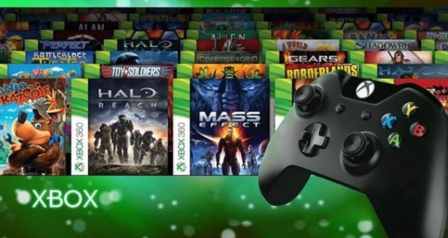 Xbox One Nuevos Juegos Retrocompatibles De Xbox 360