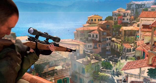 Analisis De Sniper Elite 4 El Shooter Para Ps4 Xbox One Y Pc