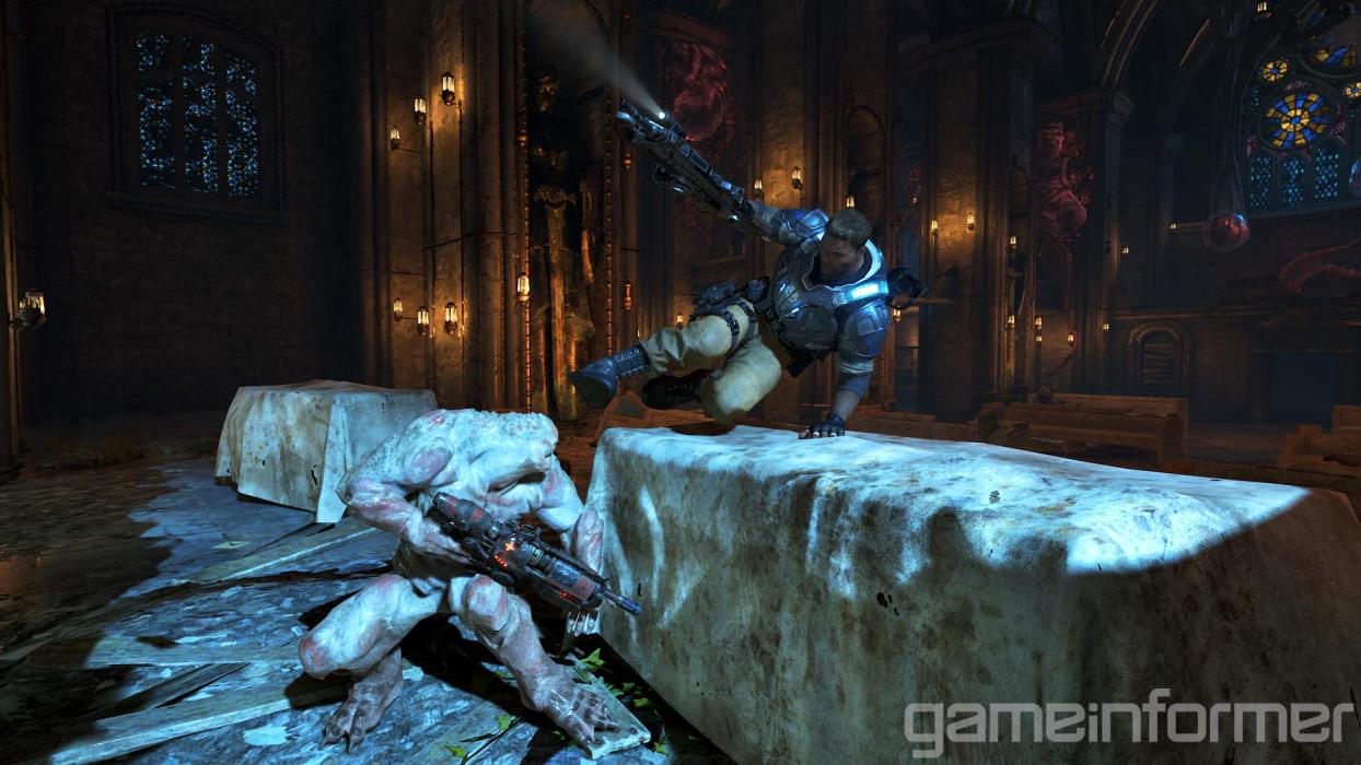 Gears of War 4 - Nuevas imágenes - HobbyConsolas Juegos
