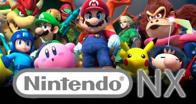 Nintendo NX - Nintendo Yoo