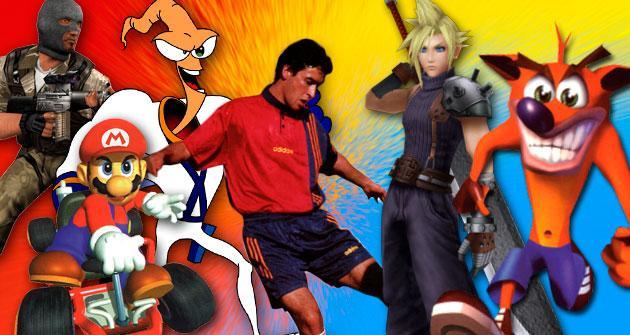 Juegos Que Recordaras Si Naciste En Los 90 Hobbyconsolas Juegos