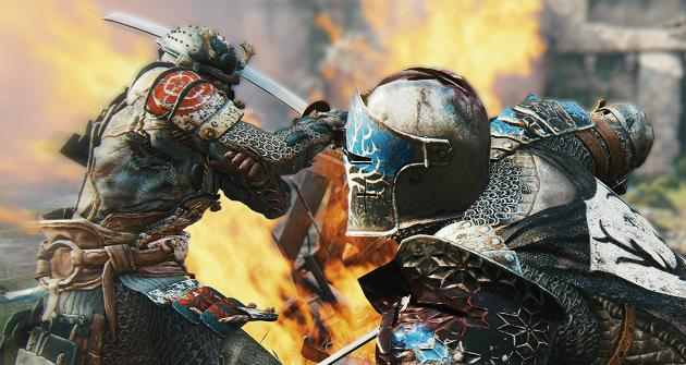 For Honor Para Ps4 Xbox One Y Pc Tendra Un Modo Multijugador
