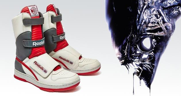 Alien  Reebok lanza las zapatillas de Ripley - HobbyConsolas ... 628d5009252d