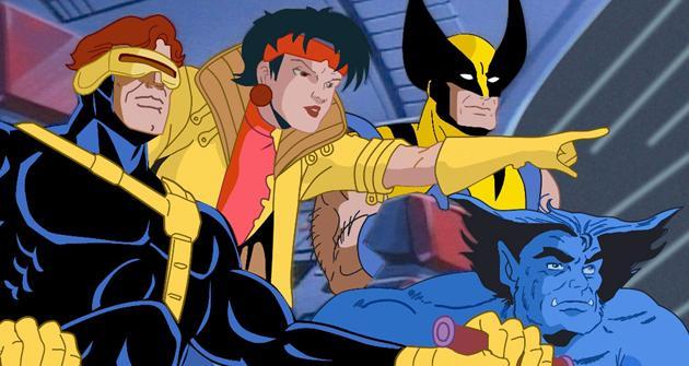 X Men La Serie De Dibujos Animados De Los 90 La