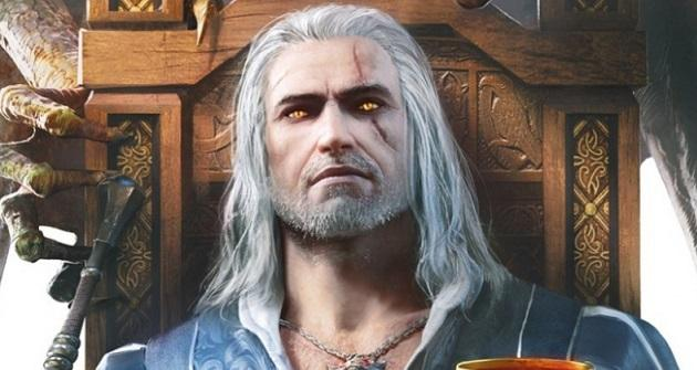 4. THE WITCHER 3: WILD HUNT