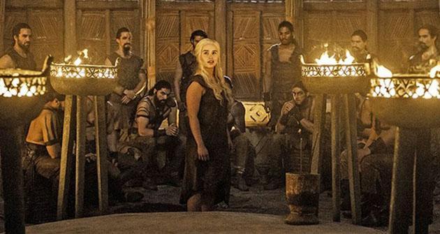 Juego De Tronos 6x04 La Polémica Escena De Daenerys Targaryen