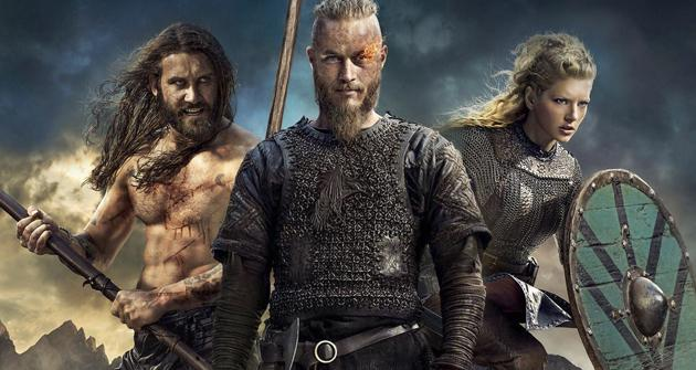 Vikings Sherlock The Flash Las 7 Mejores Series De Tnt