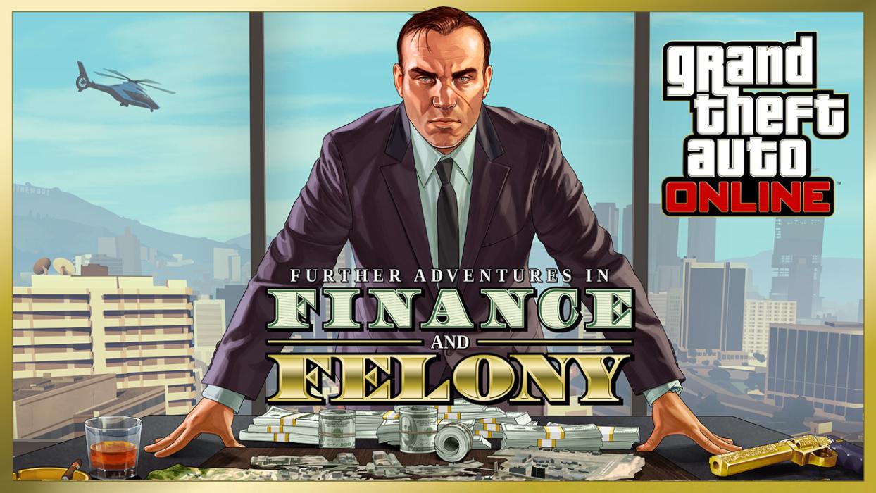 GTA Online - Nuevas Aventuras de Finanzas y Crimen - HobbyConsolas ...