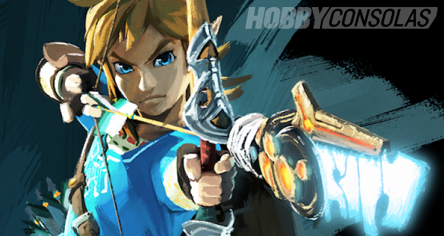 E3 2016 The Legend Of Zelda Breath Of The Wild Para Nx Wii U