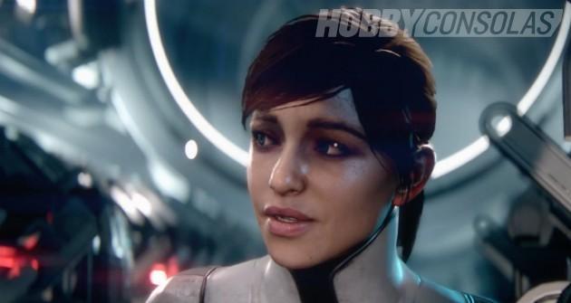 Mass Effect Andromeda Nuevos Datos Sobre Los Protagonistas