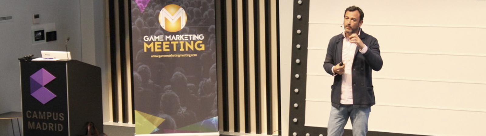 Game Marketing Meeting Campus Madrid