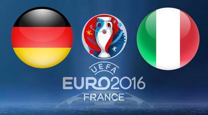 Alemania - Italia online Eurocopa 2016