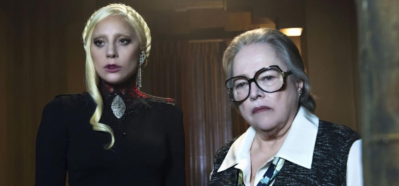 Kathy Bates Lady Gaga en American Horror Story