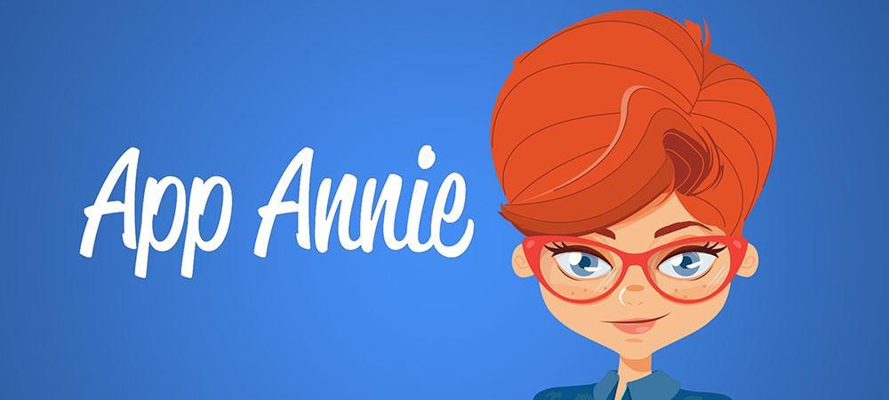 App Annie, China sobrepasa a EE.UU.
