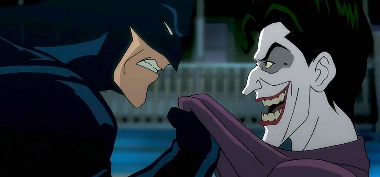 Crítica de Batman: la broma asesina, que adapta la aclamada novela gráfica de Alan Moore y Brian Bolland en una película de animación para adultos.
