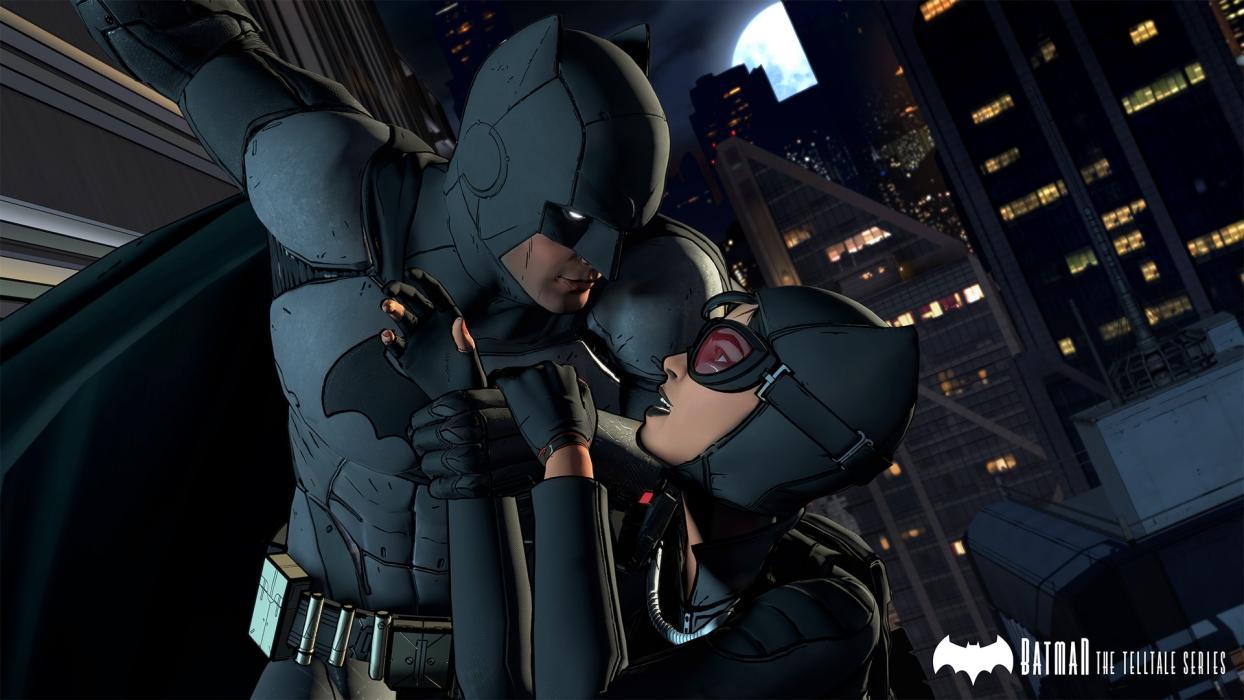 Batman Telltale Catwoman