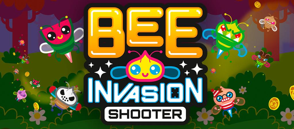 Bee Invasion Shooter
