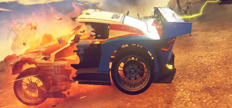 Imagen gameplay de Carmageddon Max Damage
