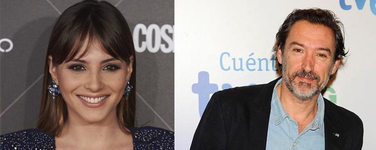 Dos nuevos rostros se incorporan a La Catedral del Mar la nueva serie de Antena 3